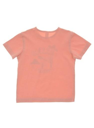 Panço T-Shirt 19117162100 Pembe